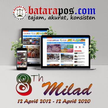Ultah 8th BataraPos (SIDEBAR)