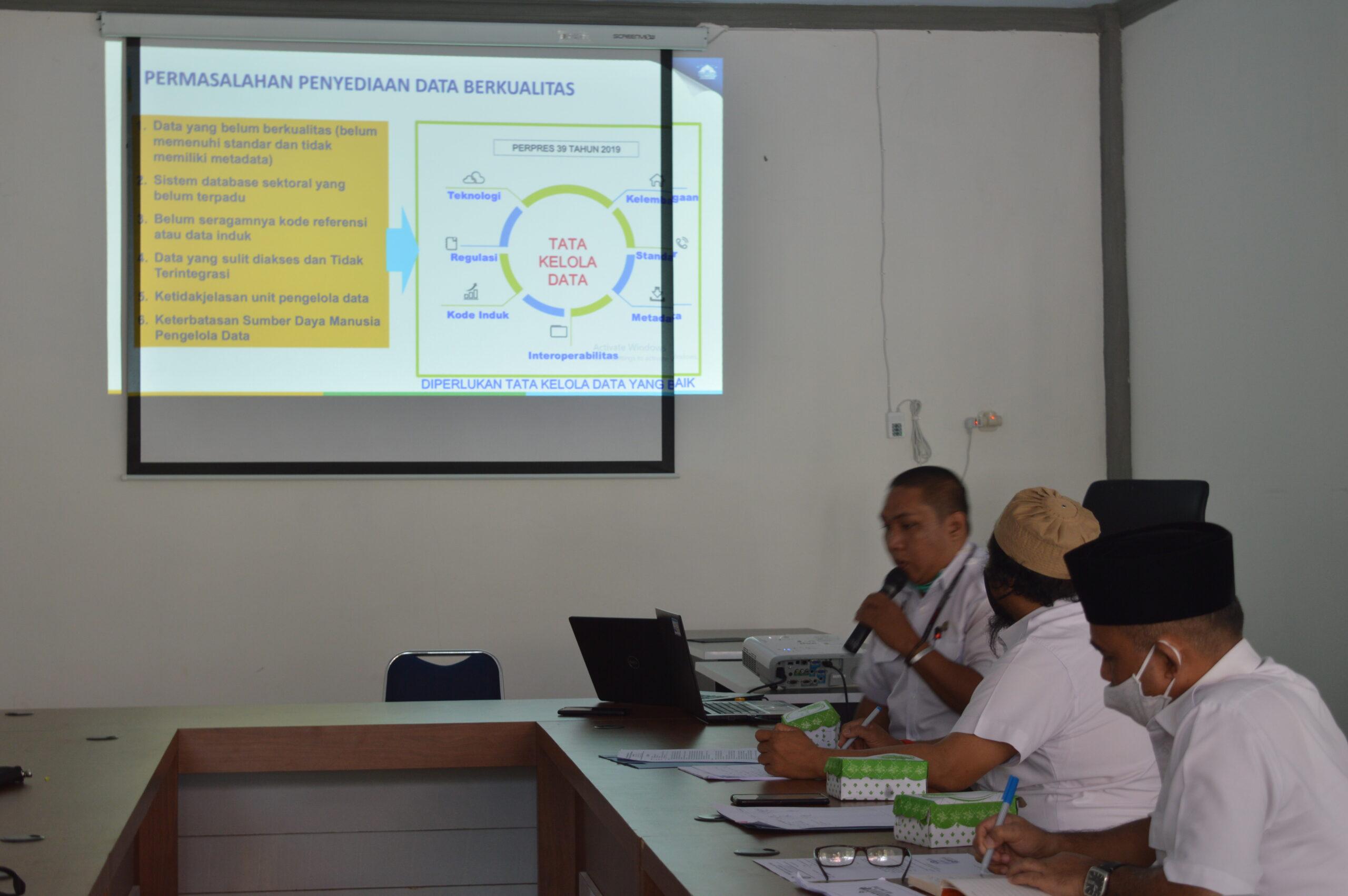 Luwu Timur Bakal Berlakukan Satu Data Indonesia