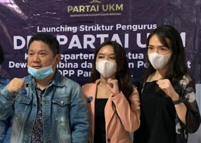 Partai UKM Dukung Pelaku Ekonomi Divaksin Covid-19 Pada ...